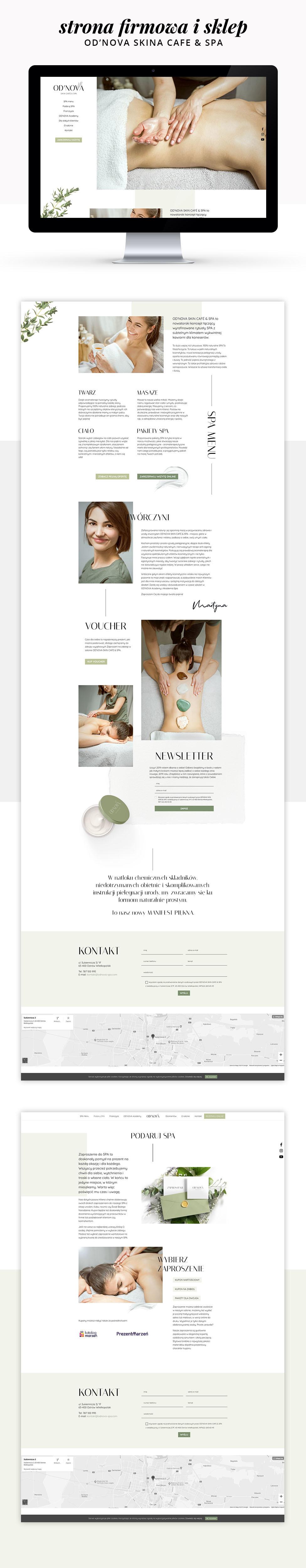 Od'Nova - webdesign