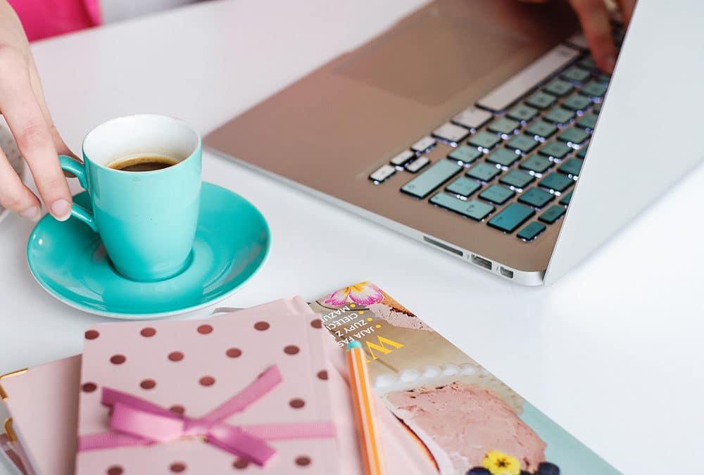 teksty nastronę internetową – jak je napisać? 4 praktyczne wskazówki dozastosowania odzaraz