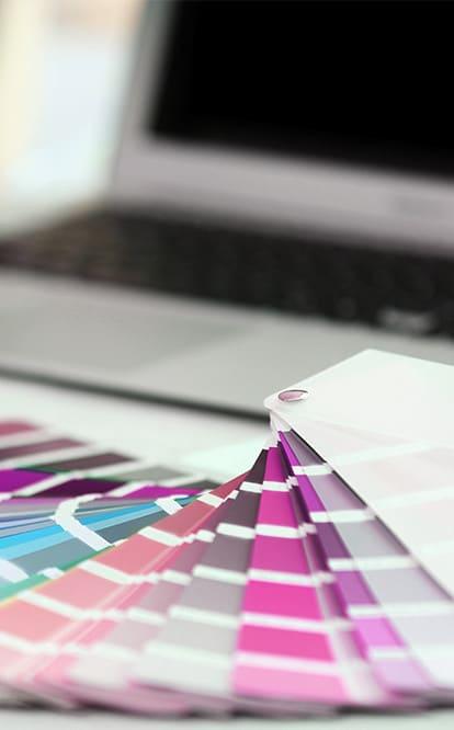 dobieranie kolorów wzorniki kolorów
